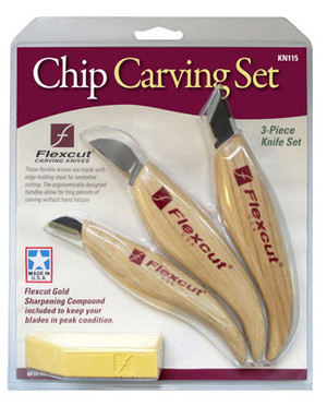 Flexcut Chip Carving Set