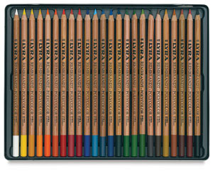 Oil Colored Pencils 24pk.