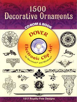 1500 Decorative Ornaments