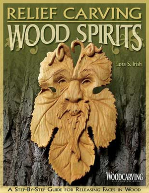 Relief Carving Woodspirits