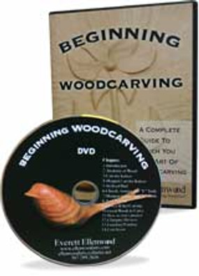 Beginning Woodcarving DVD