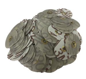 "Flexible Sanding Discs, 7/8"" 240 Grit, 100 pk."