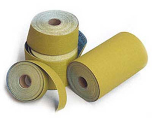 CLOTH BACKED SANDPAPER 120 GRIT
