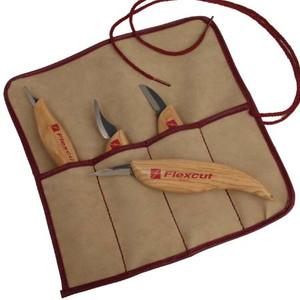 Flexcut 4pc. Carving Knife Set