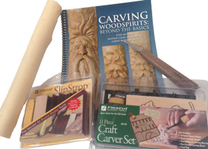Carving Woodspirits Kit