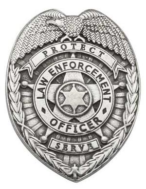 Law Enforcement Officer Medallion