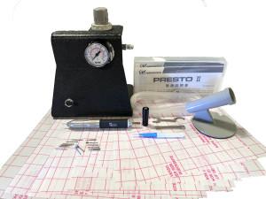 Deluxe NSK Presto II Engraving Kit