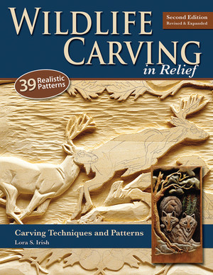 WILDLIFE CARVING IN RELIEF 2nd Edition