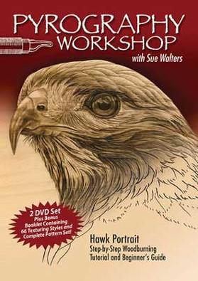 Pyrography Workshop DVD