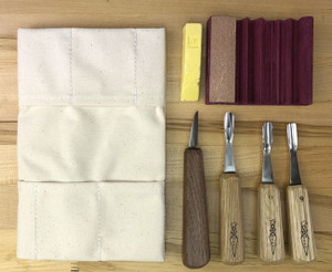 Basic Handcarving Kit
