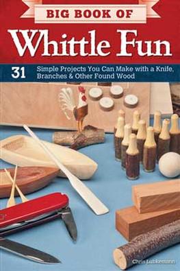 Whittle Fun Book