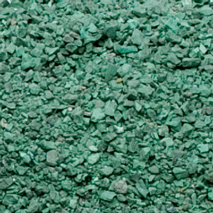 CRUSHED GREEN MALACHITE