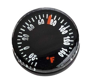 20mm Premium Thermometer