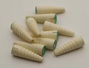 MEDIUM SANDING CONES -MEDIUM GRIT PKG 10
