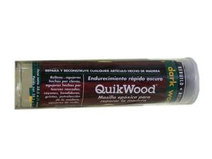 Quickwood Dark Epoxy Putty, 1 oz.