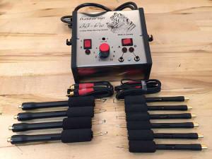 Cynthia Gibson Deluxe Woodburning Kit