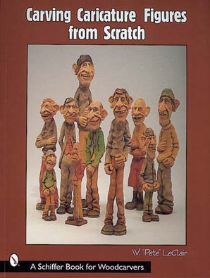 CARVING CARICATURE FIGURES