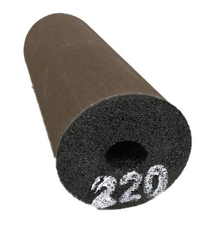 220 GRIT PADDED SLEEVE