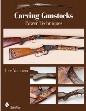Gunstock Carving by Jose Valencia
