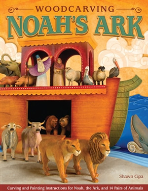 Woodcarving Noah's Ark