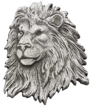 Lion Pewter Medallion