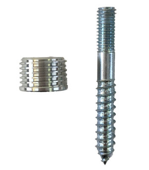 E-Z Cane Handle Fastening System