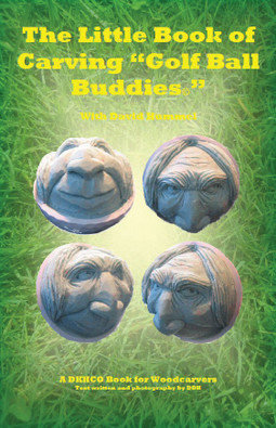 The Little Book of Carving Golf Ball Buddies