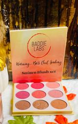 Baddie Labs Smitten Blush Palette
