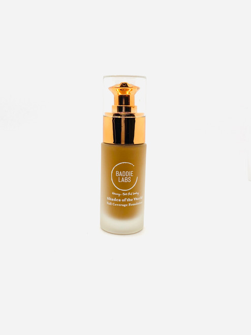 Baddie Labs Shades of the World Foundation Full Coverage Hydrating  Foundation Unite13