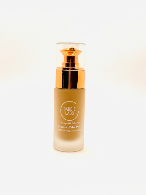 Baddie Labs Shades of the World Full Coverage Hydrating Foundation Unite 30
