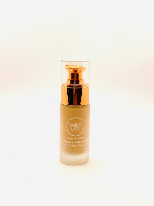 Baddie Labs Shades of the World Full Coverage Hydrating Foundation Unite 31
