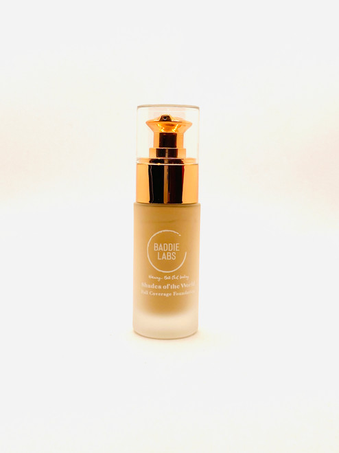 Baddie Labs Shades of the World Full Coverage Hydrating Foundation Unite 32