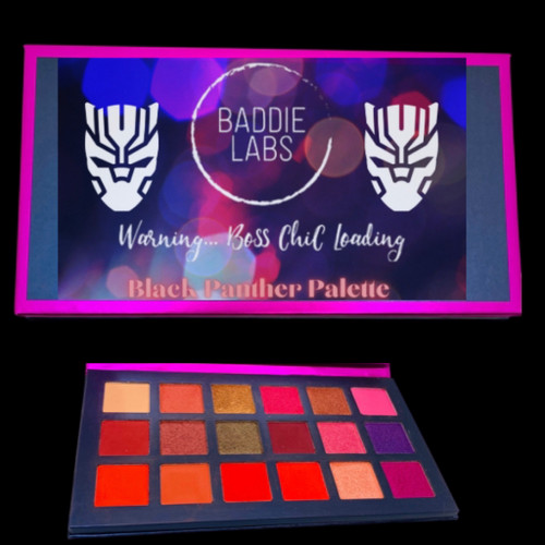 Baddie Labs Black Panther Palette