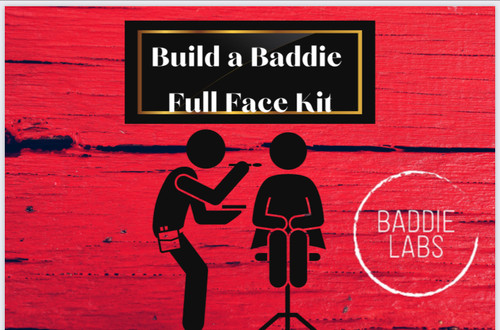 Build A Baddie Full Face KIT only $99 $200 Value!
