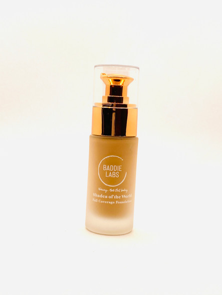 Baddie Labs Shades of the World Full Coverage Hydrating Foundation  Unite 26