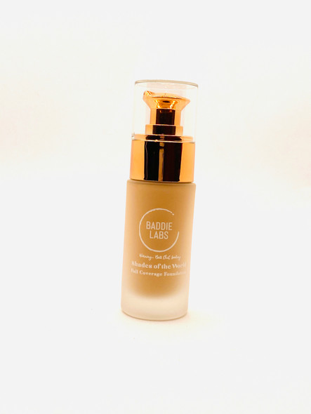 Baddie Labs Shades of the World Full Coverage Hydrating Foundation Unite 29
