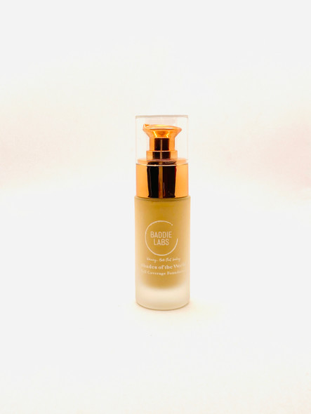 Baddie Labs Shades of the World Full Coverage Hydrating Foundation Unite 36