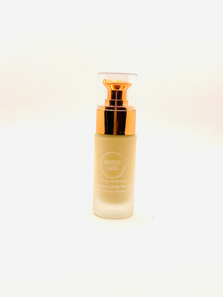 Baddie Labs Shades of the World Full Coverage Hydrating Foundation Unite 41