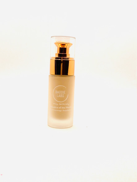 Baddie Labs Shades of the World Full Coverage Hydrating Foundation Unite 42