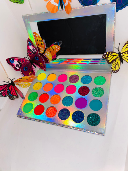 All Of the Lights Palette