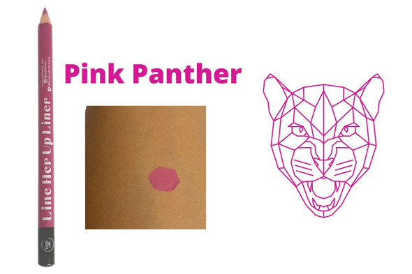 Baddie Labs Line Her Up Liner in Pink Panther