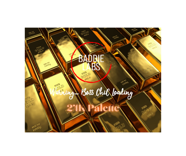 Baddie Labs 24 Karat Palette