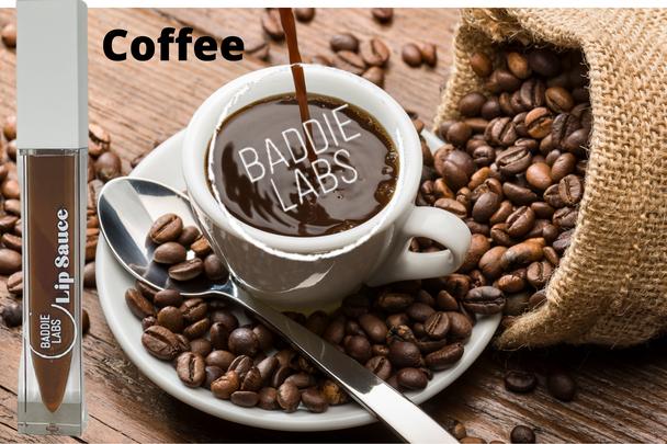 Lip  Sauce in Coffee