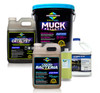 Algae Muck Control, Algaecide Chemical Beneficial Bacteria, Enzymes for pond