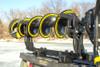 Mount for ice auger Rack for UTV atv