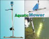 Aquatic Seaweed lake pond weed water Mower Cutter that mounts to boat