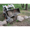 Paumco Quick Spade Combo Bucket For mount