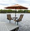 JB lund Dock Patio Set