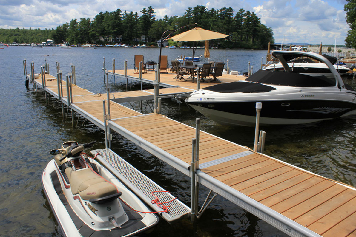 Enhance Your Lakefront With These Dock Ideas
