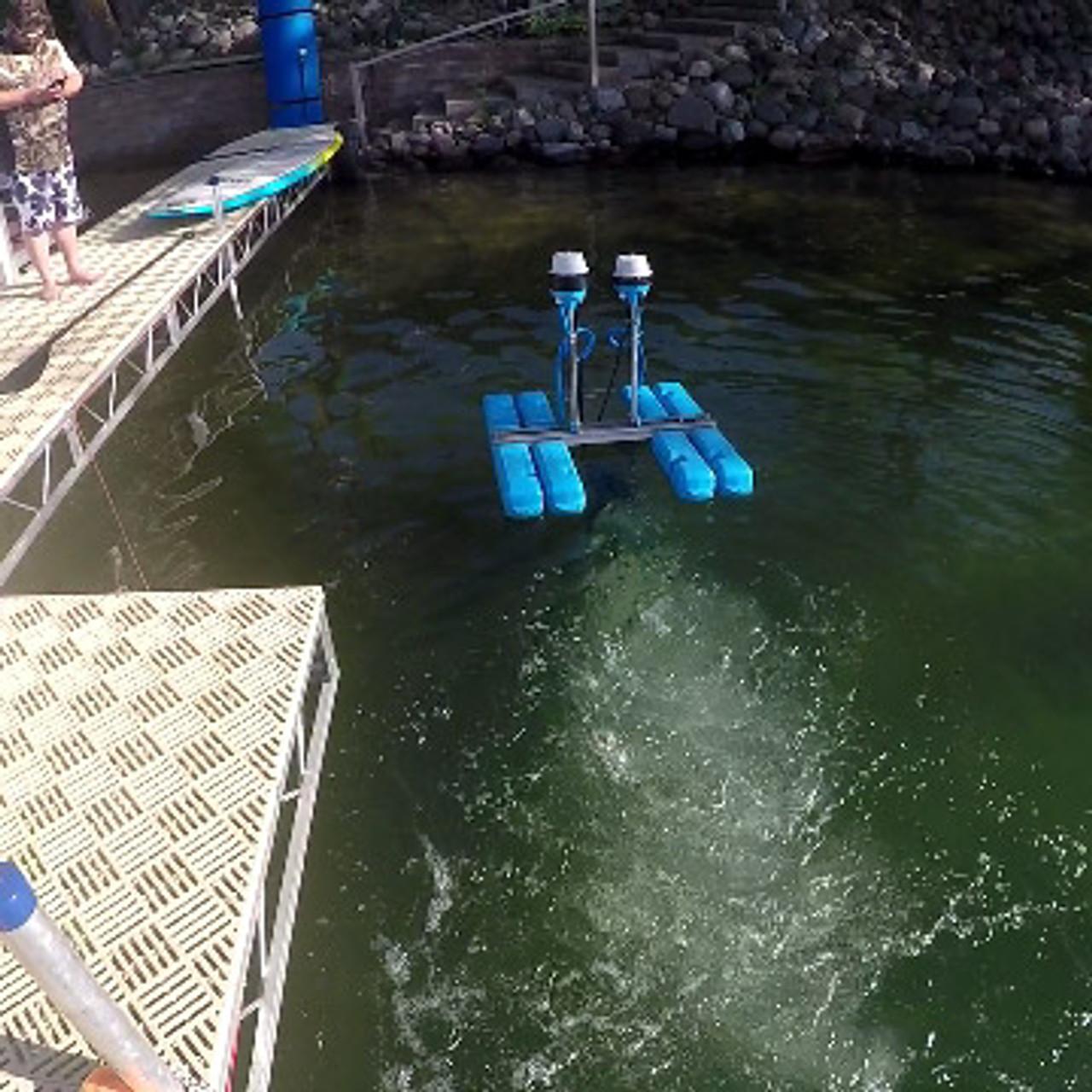 AirStream Pro | Jet Aeration | Lake & Pond Aerator